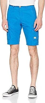 Mally - Bedruckte Shorts - Blau Blend AgtriQBP