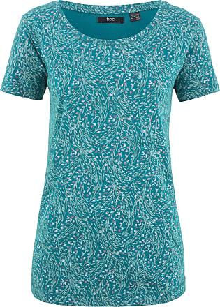 Halbarm-Shirt in blau von bonprix Bonprix 93qf4JF