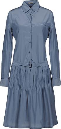 Bedrucktes Kleid Aus Duchesse-satin - Elfenbein Bottega Veneta QcqGoO