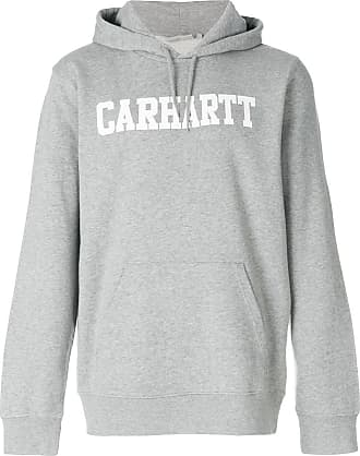 Rabatt Fabrikverkauf 100% Garantiert Kapuzenpullover mit Logo - Blau Carhartt Work in Progress Günstigsten Preis 5frU6