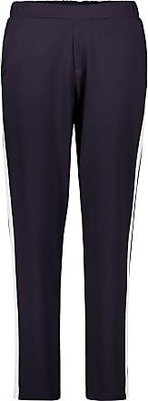 Stoffhose, Cartoon, Schrittlänge: 73 cm, Taschen Stil, elastisch, Schwarz / Grün, für Damen Cartoon