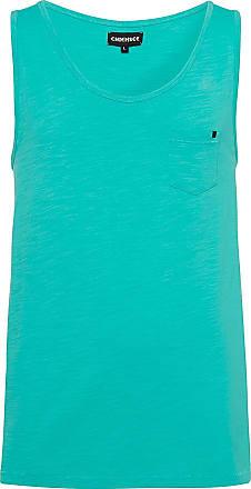 Trägertop, in weit ausgestellter Form, grün, Normalgrößen, mint Chiemsee