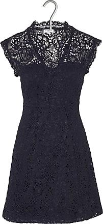 Kurzes Spitzen-Kleid mit V-Ausschnitt Claudie Pierlot pJYwpVSDE
