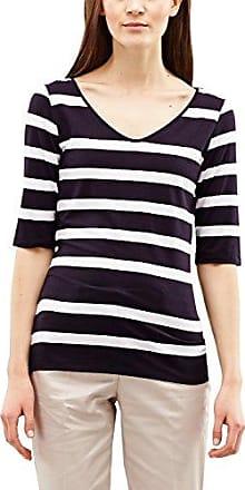 Damen T-Shirt rot Comma JBBtioUZw