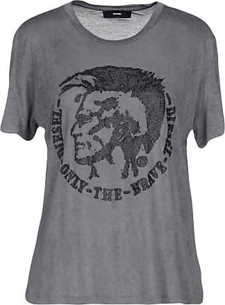 Bedrucktes%2c In Regulärer Passform Geschnittenes T-shirt Dames Zwart Y.A.S ReGzIauY4H