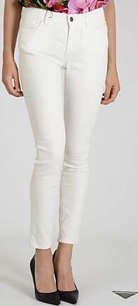13cm Stretch Denim Embroidered Jeans Frühling/Sommer Dolce & Gabbana vkmniMuQ