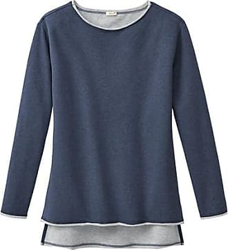 Sweatshirt, jeans-melange Enna