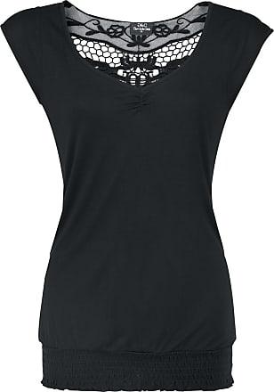 Laced Racerback Girl-Top schwarz Fashion Victim Das Beste Geschäft Zu Bekommen Spielraum Niedrigsten Preis rKA5I5J2