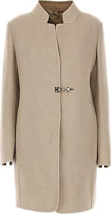 Mantel für Damen%2c Trenchcoat Günstig im Outlet Sale%2c Schwarz%2c Wolle%2c 2017%2c 42 Fay fiUWbDN