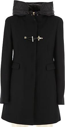 Mantel für Damen, Trenchcoat Günstig im Sale, Nachtblau, Wolle, 2017, 40 42 44 48 Fay