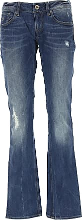 Jeans%2c Bluejeans%2c Denim Jeans für Damen Günstig im Outlet Sale%2c Medium Denim Blau%2c Baumwolle%2c 2017%2c 41 42 G-Star GjLgN608N