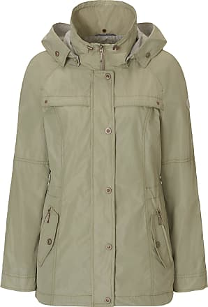 Jacke, für Frauen, Kalkgestein, Stehkragen, L:72 cm, Casual-Look, Eingrifftaschen Stil, Kapuze, mit Eingrifftaschen, langarm Gil Bret
