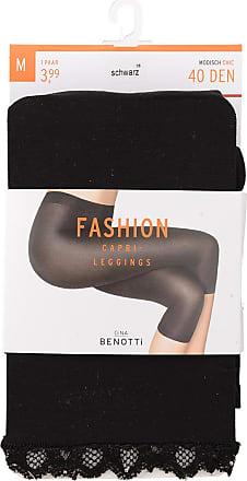 Damen Capri-Leggings 40 DEN Gina Benotti