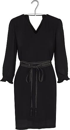 Kurzes Crêpe-Kleid mit Ausschnitt ACOTÉ Mtm9V0XlX