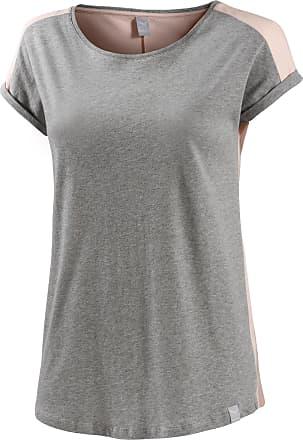 T-Shirt grau / rosa Iriedaily VEffq
