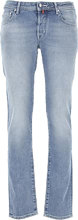 Jeans%2c Bluejeans%2c Denim Jeans für Damen%2c Denim Blau%2c Baumwolle%2c 2017%2c 40 42 44 46 Jacob Cohen wAj4MSqL