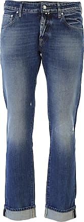 Jeans, Bluejeans, Denim Jeans für Damen Günstig im Outlet Sale, Dunkelgrün, Baumwolle, 2017, 42 Jacob Cohen