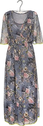 Bedrucktes Kleid mit Ausschnitt La Fée Maraboutée NSJby