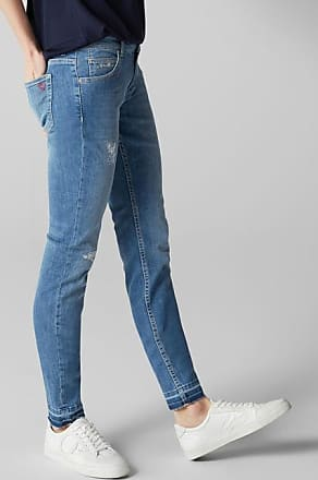 Jeans slim organic cotton mid blue Marc O'Polo xVP32sW3t