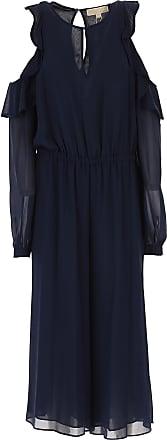 Kleid für Damen Günstig im Sale%2c Echtes Marineblau%2c Viskose%2c 2017%2c 42 44 Michael Kors 5OCZu