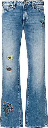 14cm Embroidery Jeans Frühling/Sommer Mira Mikati