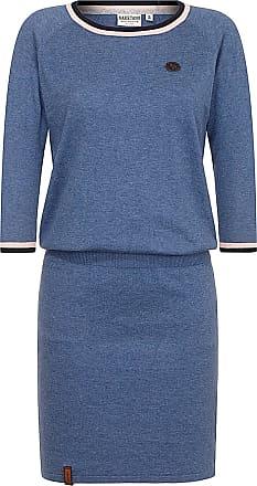Strickkleid (Blau) - Damen Allude EEAMxHB