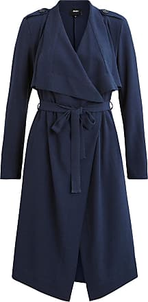Klassische Jacke Dames Blauw Object MBqecxc
