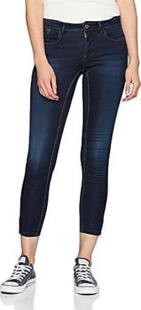 Royal Regular Biker Skinny Fit Jeans Dames Zwart Only