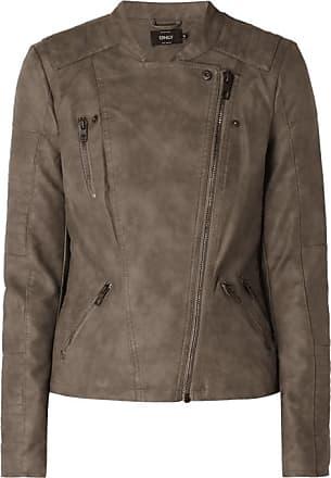 Detailreiche Jacke Dames Zwart Only