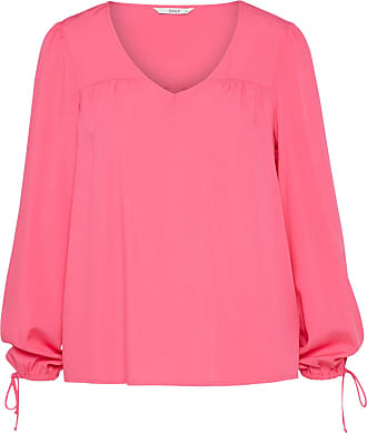 Bluse VIC rosa Only