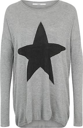 Print Sweatshirt Dames Roze Only