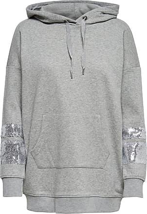 Langer Sweatshirt Dames Grijs Only ViRoK7VTn