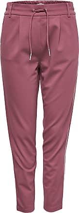 Poptrash Pants Dames Rood Only xpkAc8h