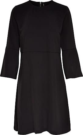 Sweat Kleid Dames Zwart Only cAXTC3I