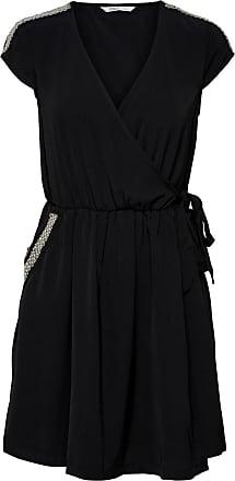 Langes Kleid Dames Zwart Only 2lh1Xz3Ik
