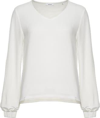 Damen T-Shirt aus Leinen - Sukama grün OPUS 6AgInOYR