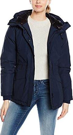 Dina Tux - Taillierter Mantel - Schwarz Pepe Jeans London MQmn1Ca