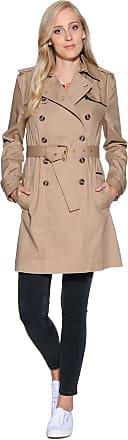 Trenchcoat 2-in-1 in beige für Damen Pepe Jeans London IN0J78I7A