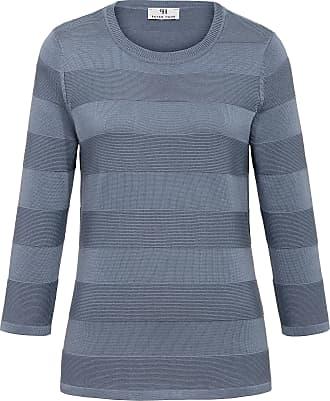 Für Billig Günstig Online Rundhalspullover creme / nachtblau Tommy Jeans Billig Bester Ort Factory-Outlet-Online Nj1XAHT7