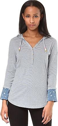 Shirt TILDA ORGANIC blau / offwhite Ragwear q3ZMX
