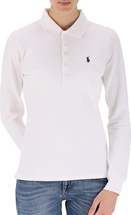 Polohemd für Damen%2c Polo-Hemd%2c Polo-Shirt Günstig im Sale%2c Rot%2c Baumwolle%2c 2017%2c 38 40 42 44 46 Ralph Lauren qgw1HipSR