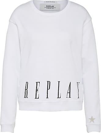 Sweatshirt mischfarben / weiß Replay j5QD3