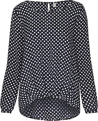 Shirtbluse Comfort Fit Punkte 60.124883 Seidensticker LqKFrrAM3