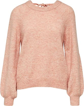 Weiches Strickpullover Dames Roze Selected 41cYUo