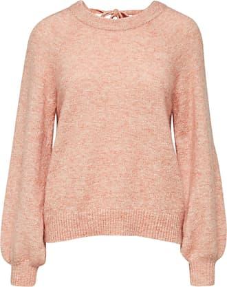 Colourblocking Strickpullover Dames Roze Selected 2zLmkbdmL
