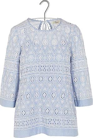 Bedrucktes Oberteil aus Baumwolle mit Tunikaauschnitt Stella Forest 0KIAG