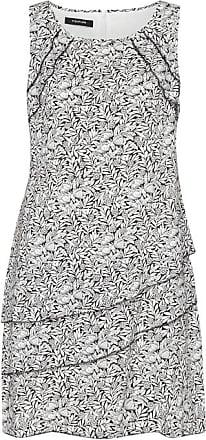 Bestes Geschäft Zu Bekommen Günstigen Preis Spätestens Zum Verkauf Kleid mit Volantbesatz im Stufen-Look Taifun Real Für Verkauf Billig Authentische Yg4Co