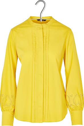 Bluse mit plissiertem Kragen aus Baumwoll-Popeline Tara Jarmon UePzDlLp