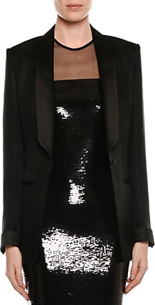 Wool Single Breasted Blazer Herbst/Winter Tom Ford C2Rng