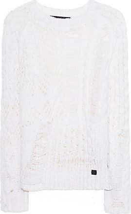 Super Destroy White - XL%2c Weiß True Religion 6tUcLtdwX
